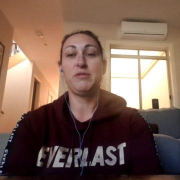 Diana on Online Training